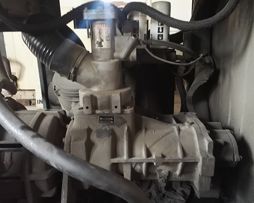 肥城阿特拉斯GA75P空压机保养