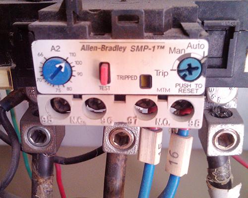 英格索兰75kw空压机电器维修