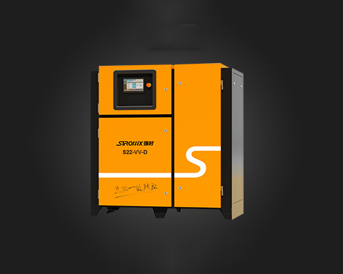 双级压缩永磁变频空压机(22kw-37kw)
