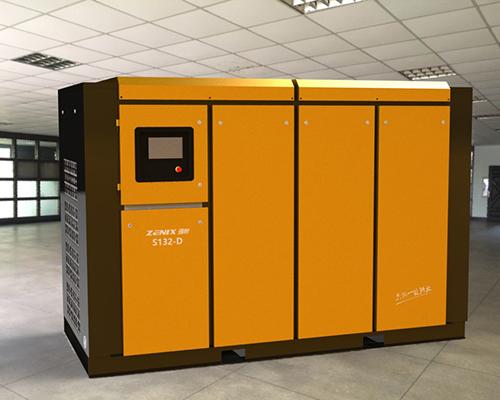 双级压缩永磁变频空压机(110kw-185kw)