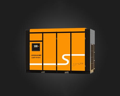 低压永磁变频空压机0.3Mpa