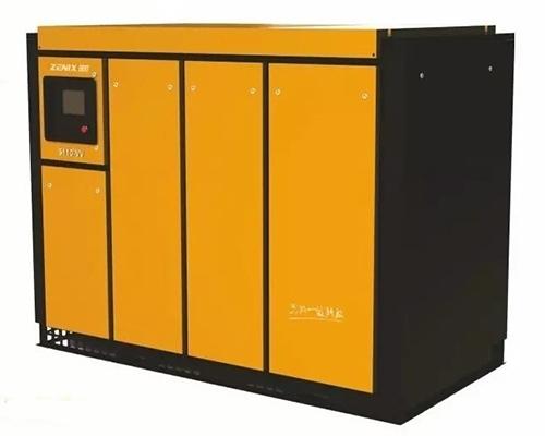 肥城单级压缩永磁变频空压机(110kw-132kw)