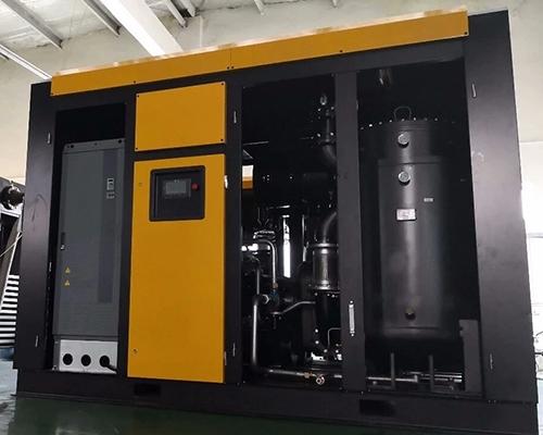 肥城双级压缩永磁变频空压机(200kw-400kw)
